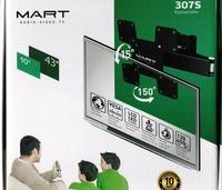 Кронштейн для TV наклонно поворотный MART 307S