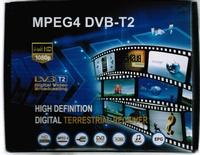 MPEG-4 DVB-T2