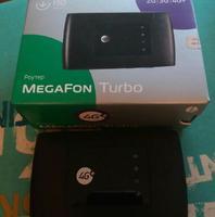 4G+ (LTE)/Wi-Fi мобильный роутер MR150-3 (черный) и SIM-карта