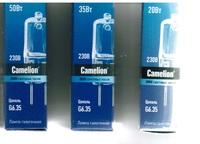 Галогенная лампа G6,35 230v 20 35 50 Вт