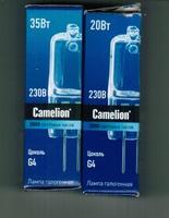 Галогенная лампа G4 230v 20Вт 35Вт