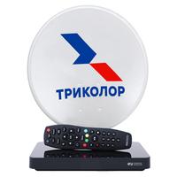 Комплект для просмотра ТВ от Триколора с двухтюнерным приёмником в рассрочку на 25 месяцев!